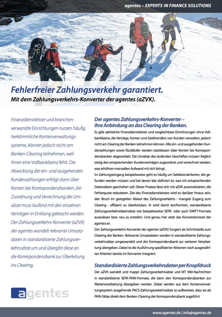 Flyer aZVK